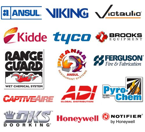 The Hartline Company Manufacturer Logos